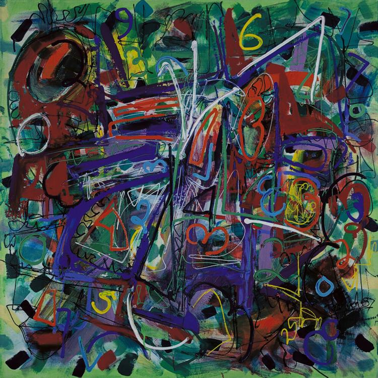世界名画高清美国抽象画1油画装饰画,拍下链接下载共158张5.08GB