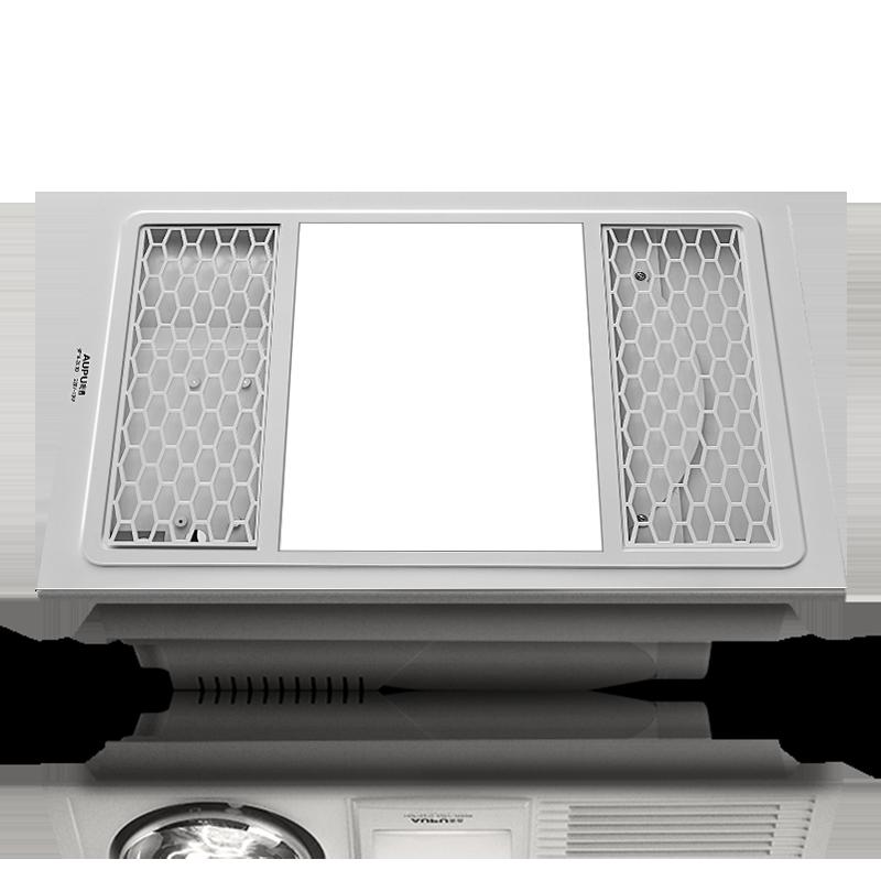 20 灯厨房集成吊顶凉吸顶式嵌入式卫生间厕所霸 LED 奥普换气扇