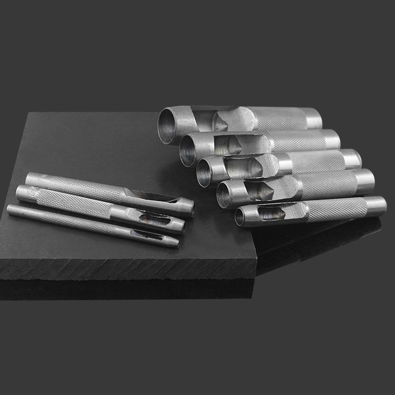 斗牛士皮带冲子皮革皮带打孔器冲孔器皮带打眼器1.5-32mm皮带冲子