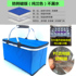 30L large take-out fast food bag Car insulation bag Outdoor picnic insulation delivery box Folding shopping basket