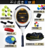 Fixed tennis trainer single tennis with rope and line rebound set for beginners self-training line ball singles fitness