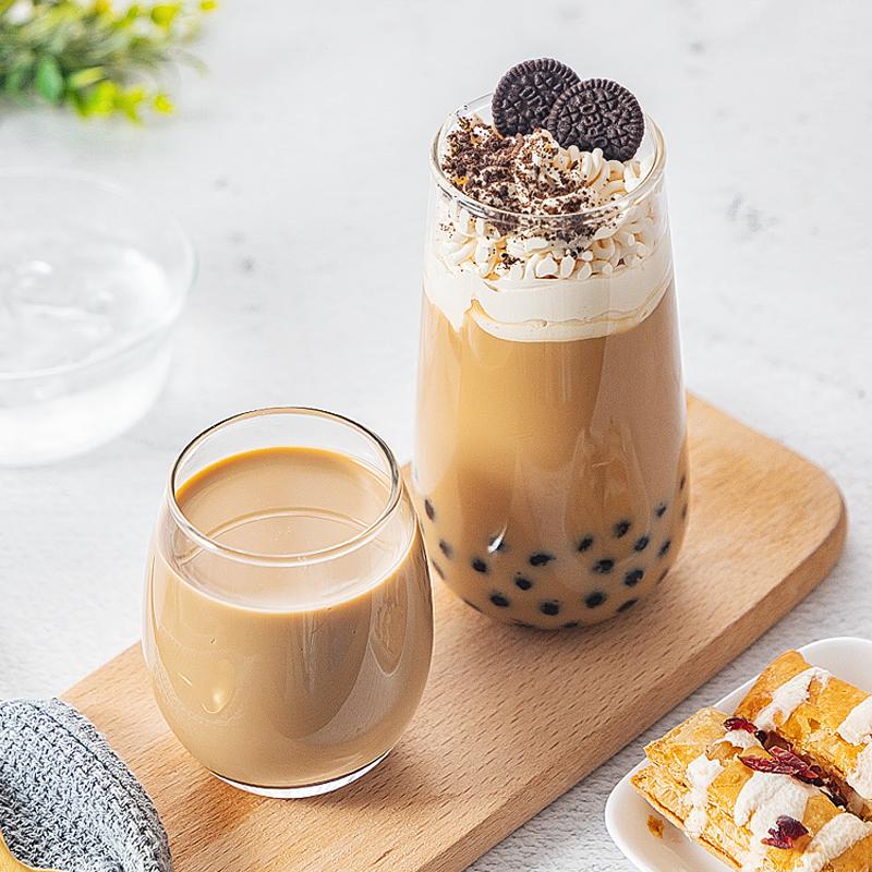 晶花植脂末T50 珍珠奶茶店专用原料奶精粉奶茶伴侣25kg大袋装奶精