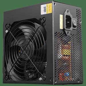 长城电源HOPE7000DS额定600W电脑电源台式机电源主机电源静音