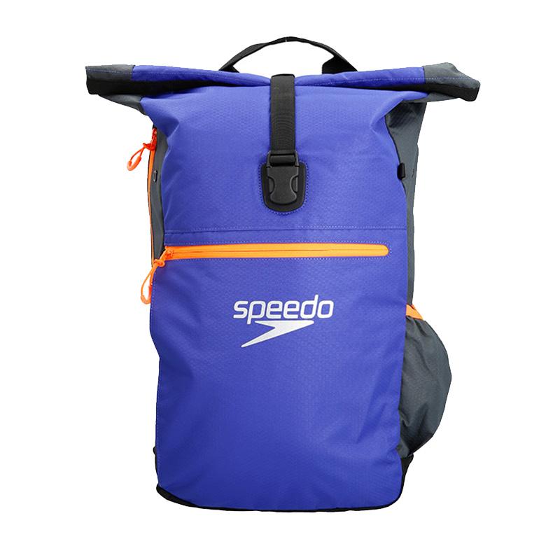 speedo游泳包 旅行包 雙肩包 大容量運動揹包 收納包游泳戶外揹包
