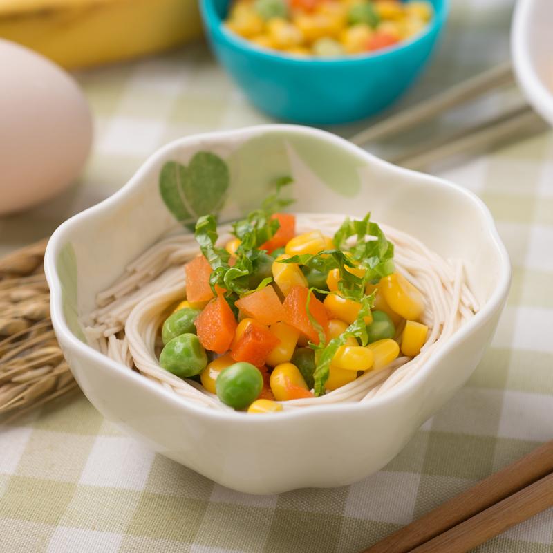英氏面条 婴儿面条 宝宝蔬菜面 辅食 儿童幼儿面 6-36个月 营养面