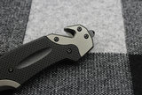 Portable Multifunction folding knife mini knife outdoor high hardness sharp knife cutter knife hunting Survival