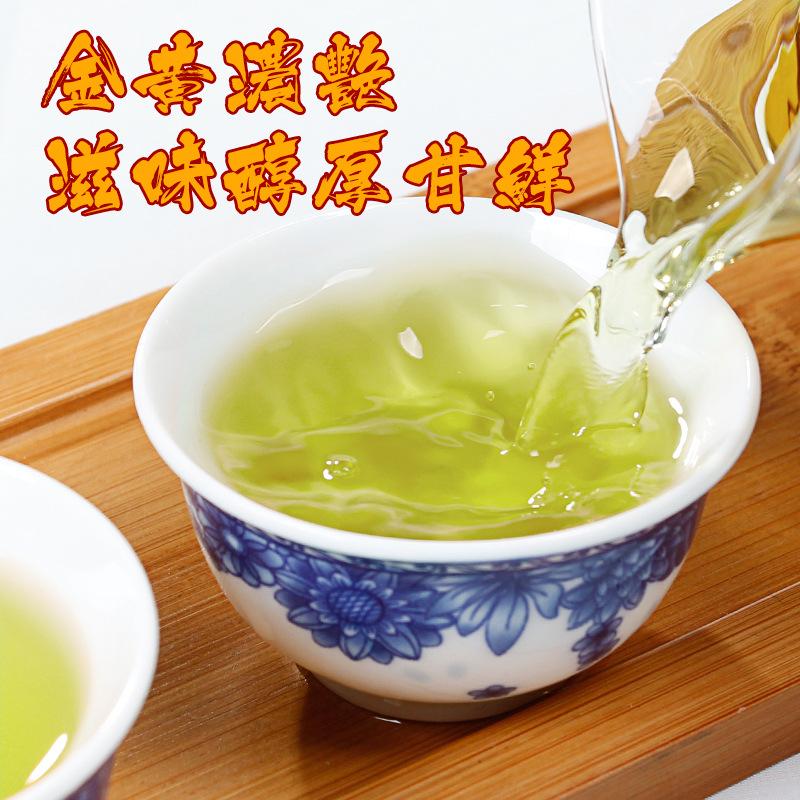 罐 125g 清香型老味道铁观音茶叶高山乌龙茶 必抢安溪铁观音铁罐装