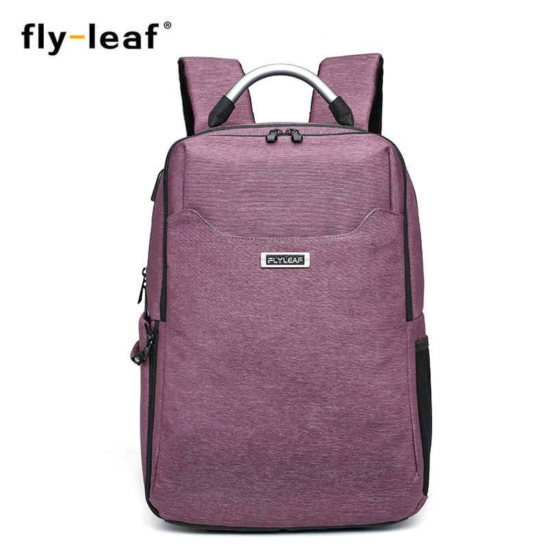 flyleaf相机包单反背包数码摄影包佳能尼康索尼微单包分层双肩包