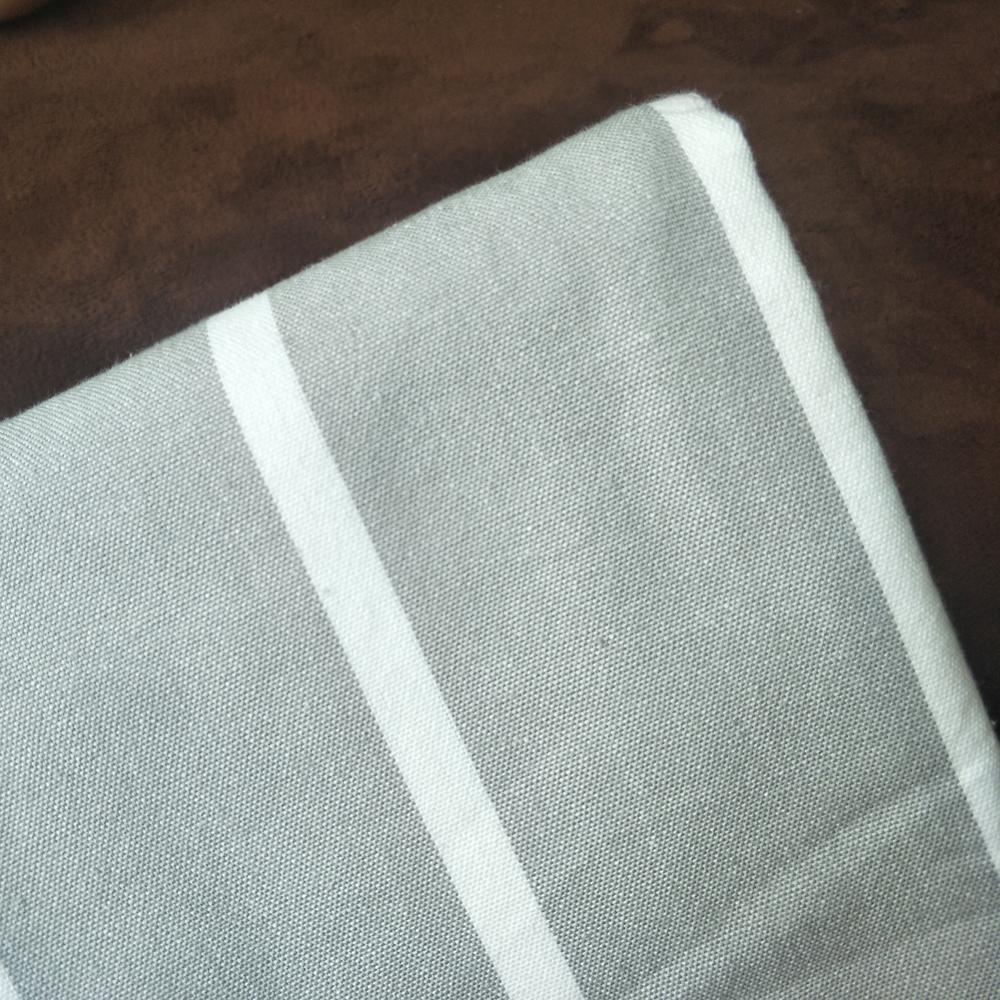 传统手工老粗布床单单件纯棉加厚亚麻棉麻麻布四季