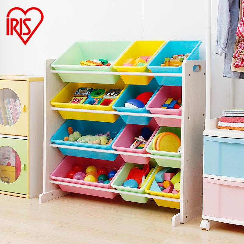 童玩具分类收纳置物架男孩女孩