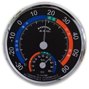 天天特價 美德時TH101B 雅緻黑 高精準溫溼度計 室內溫度計 包郵