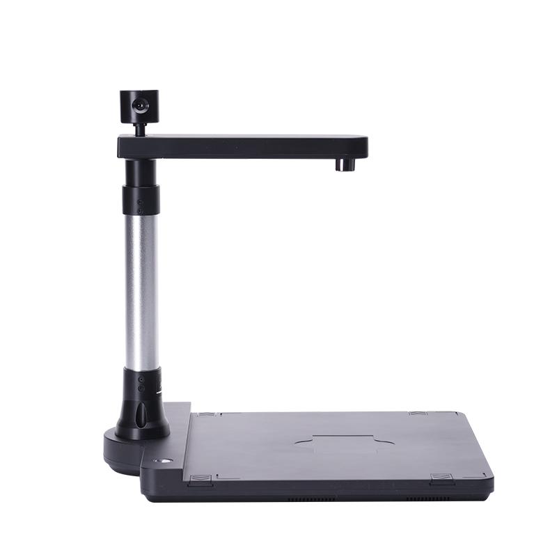 久派高拍仪C1000便携式高清高速扫描仪1000万像素A3A4双摄像头