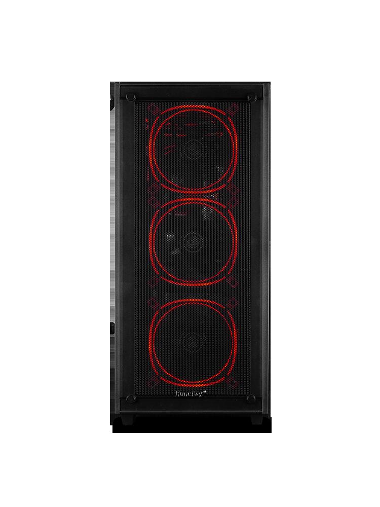 高端高配电竞主播专用台式电脑全套 装机主机整机 RTX2060 游戏型 AMD 锐龙 3600 R5 攀升