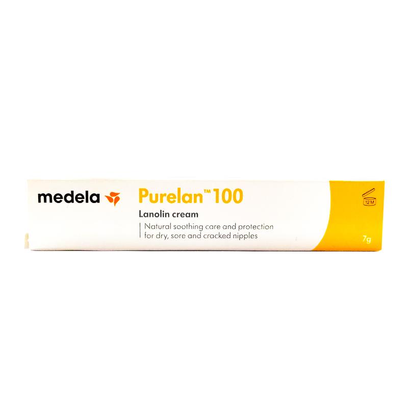 MEDELA/美德乐羊脂膏乳头龟裂膏保护霜修复霜7g