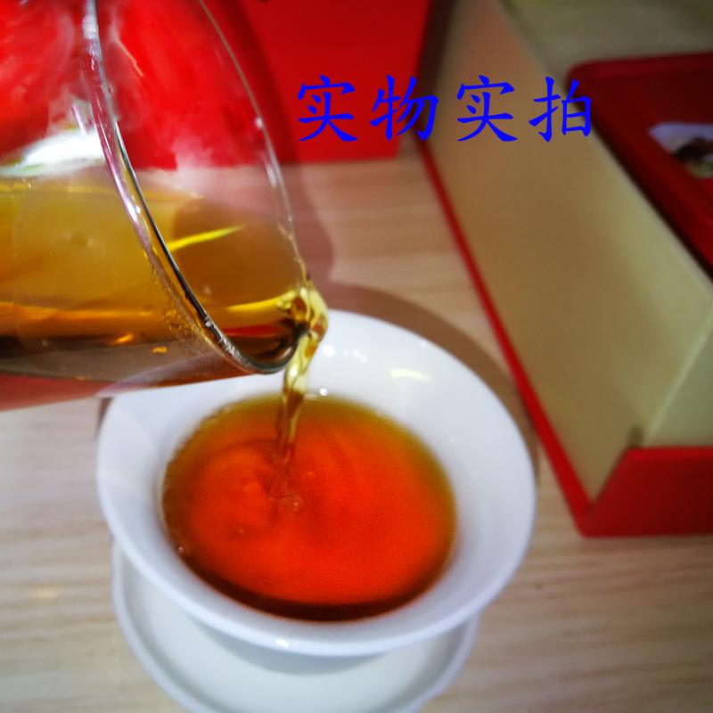 浓香型特价 250g 正宗河南特产散装手工发酵红茶信阳红茶特级礼盒装