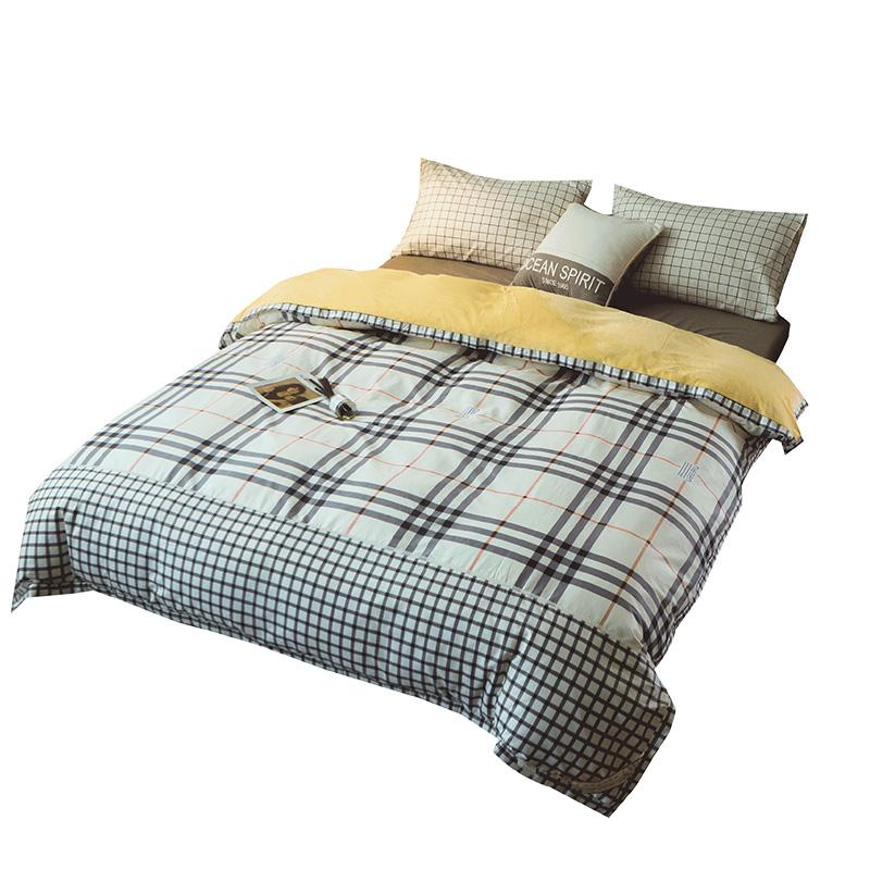 被套单件冬季保暖法兰绒双面绒1.5/1.8m床被单双人纯棉珊瑚绒被罩