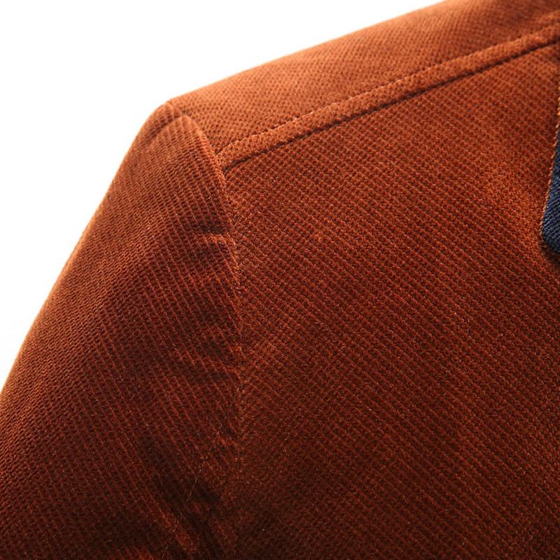 大牌剪标男装冬季棉服男士纯色宽松休闲大衣外套