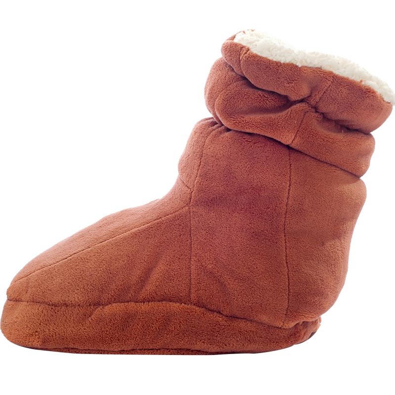 三春暖脚宝床上睡觉用暖足电暖鞋加热脚垫捂脚保暖脚套办公室神器