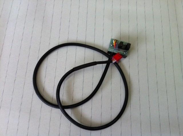 舒華康億健奧瑪兄弟牌跑步機通用光測速器光電感應器3芯線通用