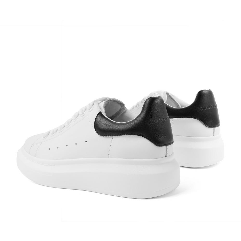 V2R1DAM0 春新商场同款时尚休闲单鞋 2020 聚百丽松糕底小白鞋女