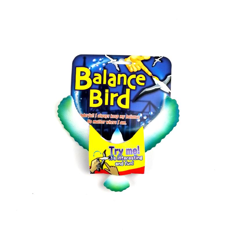 平衡鸟 创意科学新奇特减压科教摆件桌面玩具送朋友生日礼物礼品