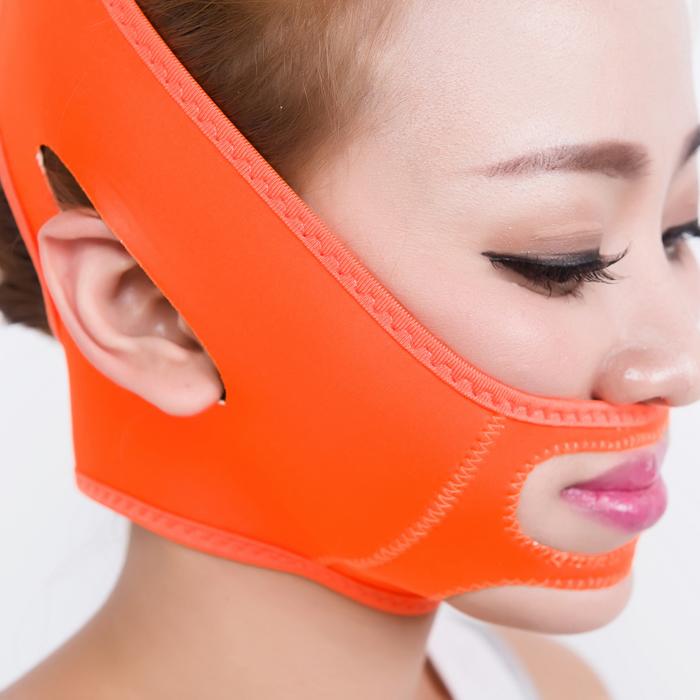 瘦脸绷带V脸带瘦脸面罩双下巴紧致提拉瘦脸神器去法令纹提升脸部