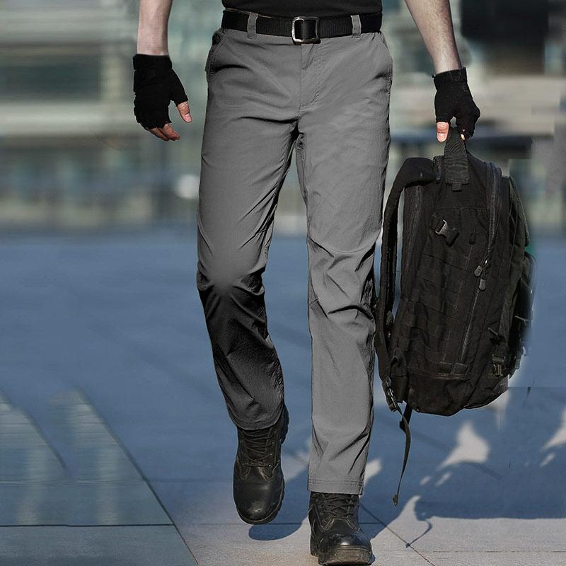 龙牙二代烈刃加强版战术裤男户外裤男夏季薄款户外工装裤铁血
