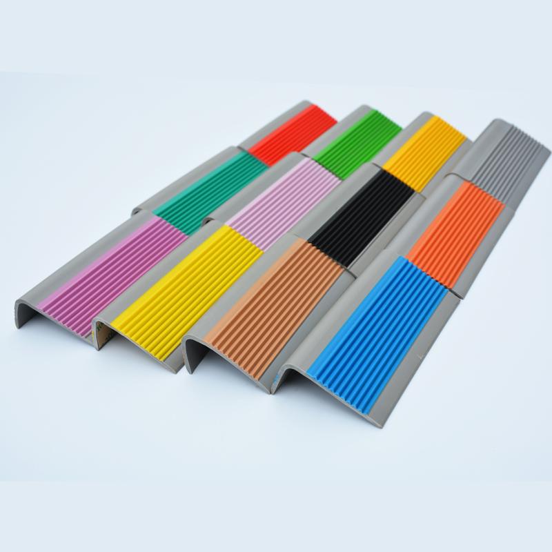 PVC楼梯防滑条贴家用 幼儿园防滑垫免胶自粘台阶防滑踏步垫地垫