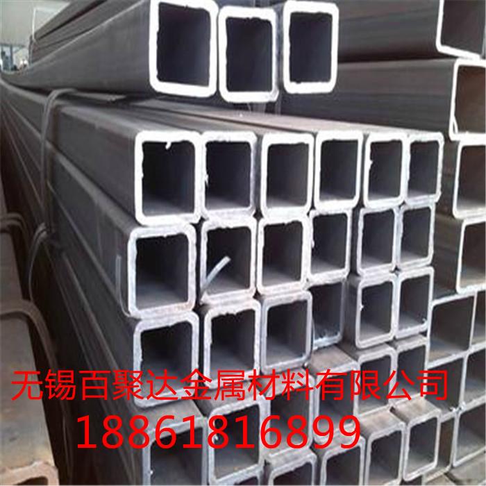 {无锡现货}黑方管大口径方管 江苏方管 口径200-600 厚度10-20厚
