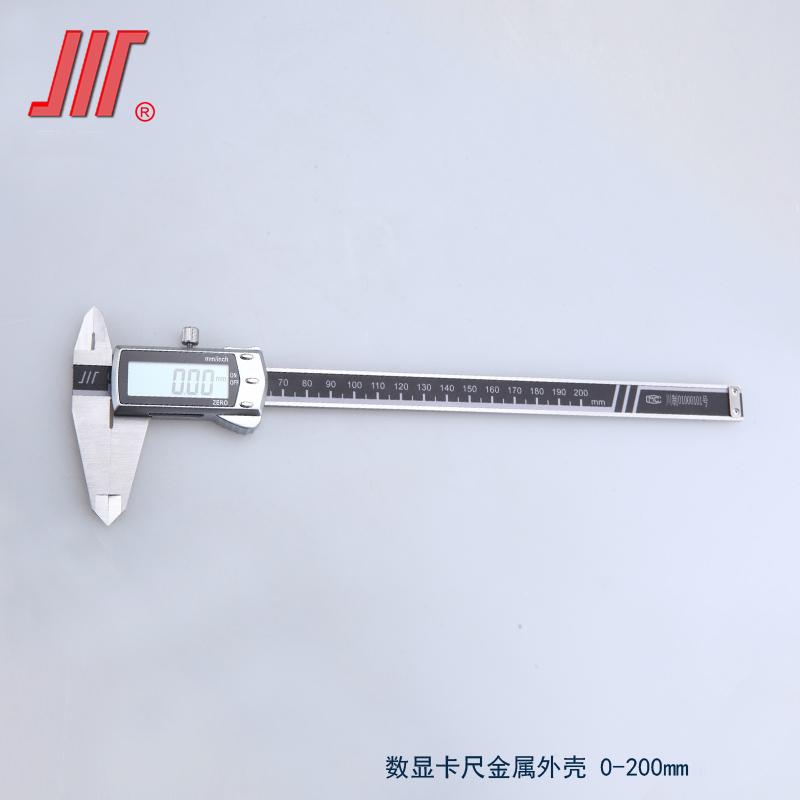 0.01 超大屏金属壳 IP54 500 300 200 150 100 0 成量电子数显卡尺