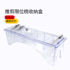 Wall clipper caliper placement box limit comb storage box universal hairdressing tools clipper comb plastic protective shell