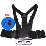 Gopro Hero5/4/6/7 accessories small ant Mishan dog sports camera camera chest fixed shoulder strap