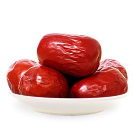 一品玉红枣和田大枣零食新疆特产红枣包邮骏枣五星特级450g*3