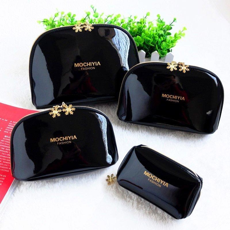 迷你化妝包女2018新款韓國簡約小號便攜ins網紅大容量旅行收納包
