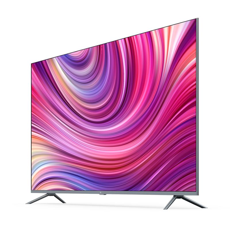 超高清液晶屏智能平板电视官旗 PR0 E55S 英寸 55 小米电视机全面屏