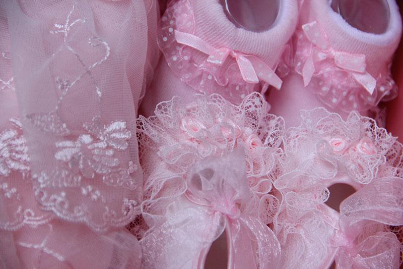 秋冬纯棉婴儿礼盒春女宝宝满月公主礼包3刚出生新生儿套装0-6个月