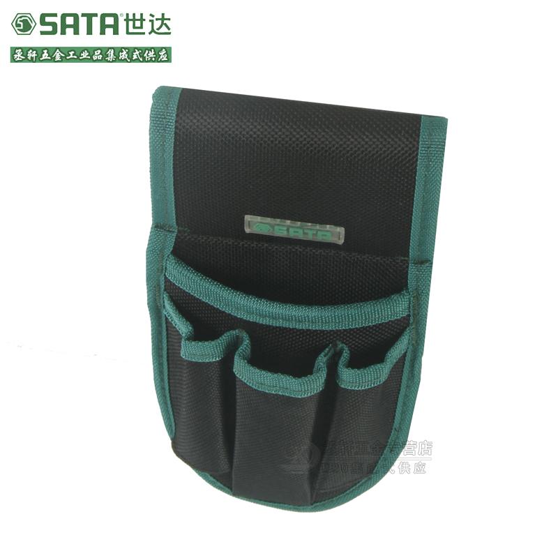 世达工具电工包腰包腰带多功能维修工具包斜跨包背带包95211