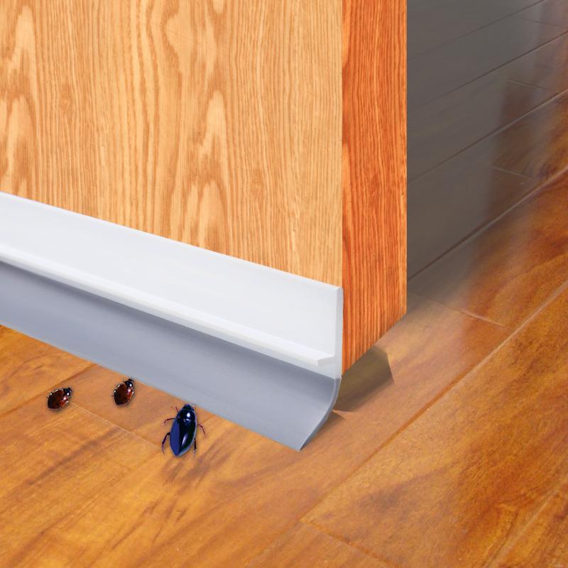 门缝门底密封条自粘型隔音条防盗门窗户玻璃门木门防水胶条防风贴