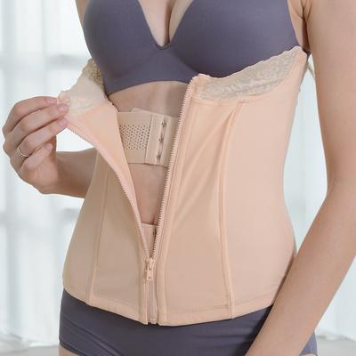 冬季薄款束腰带女瘦身收腹神器塑身束腰束缚束腹束身衣腰封收腹带