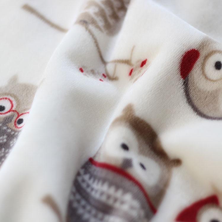小毛毯办公室单人盖腿女便携午休被子薄珊瑚绒法兰绒空调午睡毯子