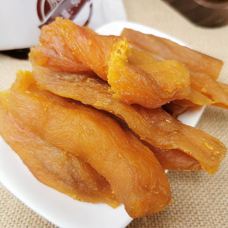 2斤薯大郎红薯干农家自制无糖无油无添加原味倒蒸软糯番薯地瓜干 No.1