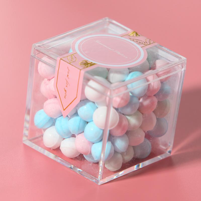田园百珍香体糖女吐息约会随身少女持久接吻糖网红润喉无糖薄荷糖