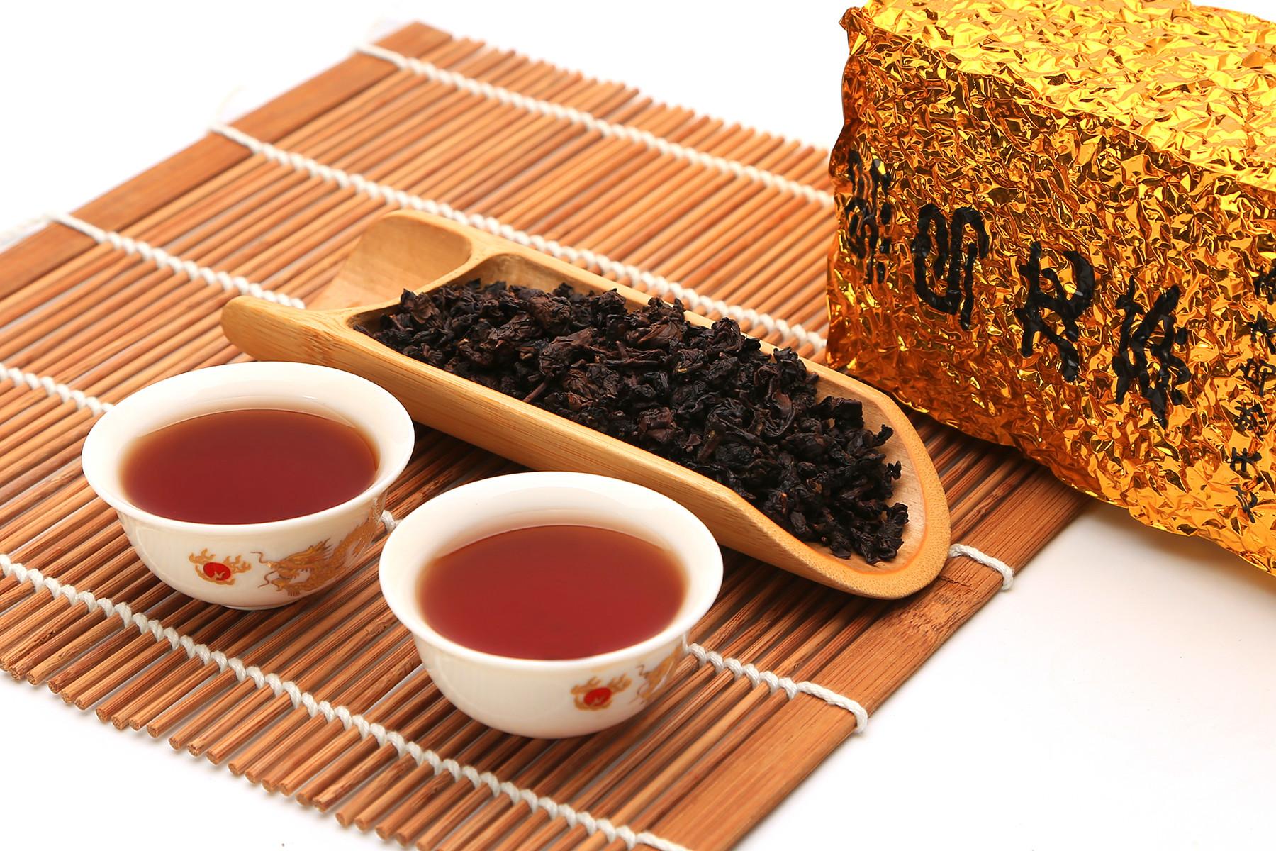 克高浓度茶叶 500 正品油切黑乌龙黑乌龙乌龙茶浓香型 黑乌龙茶