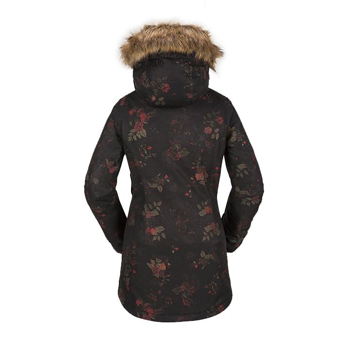 【极限工坊】VOLCOM/滑雪服女单板修身滑雪服户外滑雪装备防寒