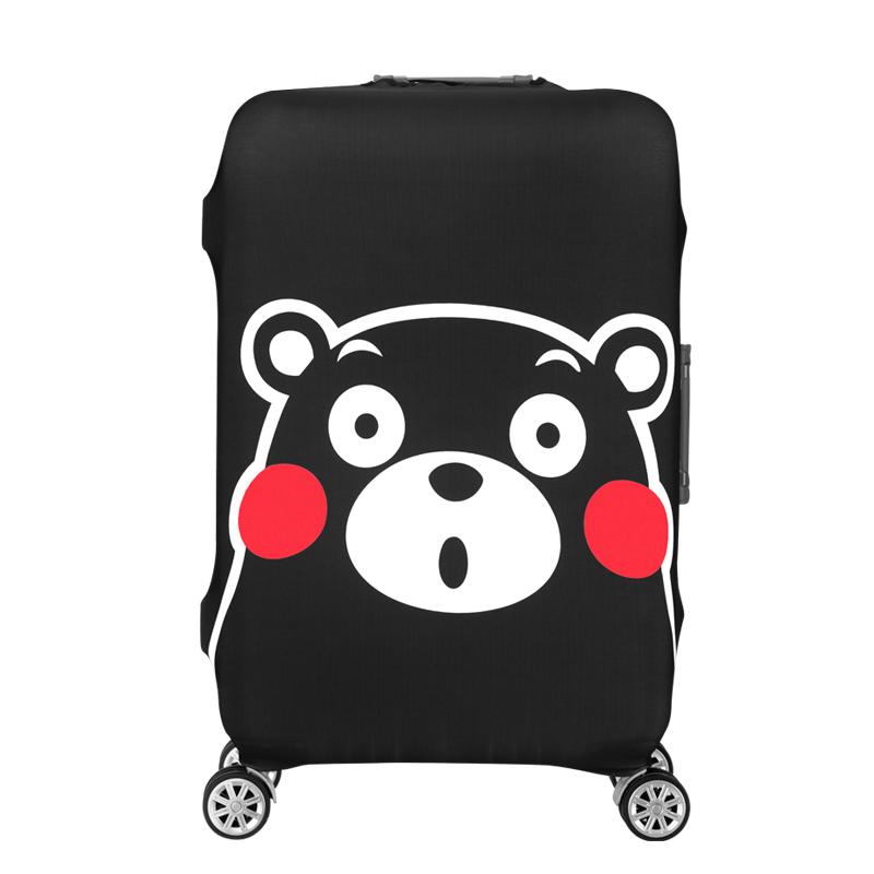 弹力行李箱套拉杆箱旅行防尘罩袋保护套20/24/26/28寸加厚耐磨