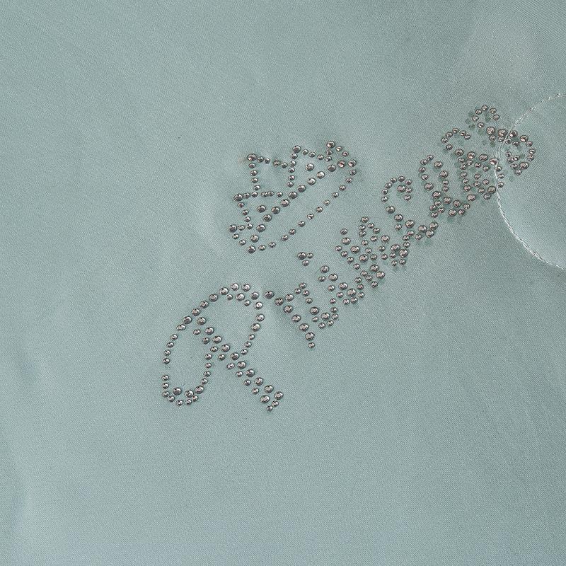 北极绒60s天丝春夏凉被蕾丝刺绣镂空花边酒店双人柔软空调被子薄