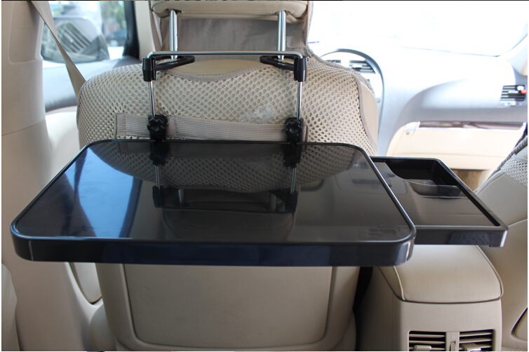 折叠车用笔记本电脑支架汽车内餐桌小桌板书桌 车载电脑桌SD1504