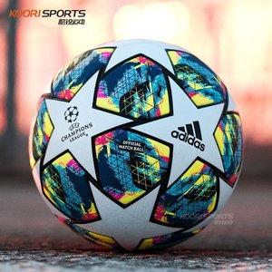 阿迪达斯足球正品5号4号欧洲杯欧冠足球成人学生儿童比赛训练足球