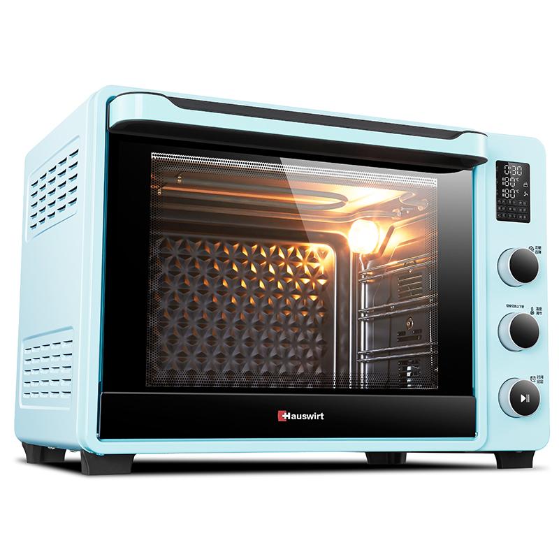 海氏 C45家用电烤箱烘焙多功能小型蛋糕烤箱全自动40升智能大容量