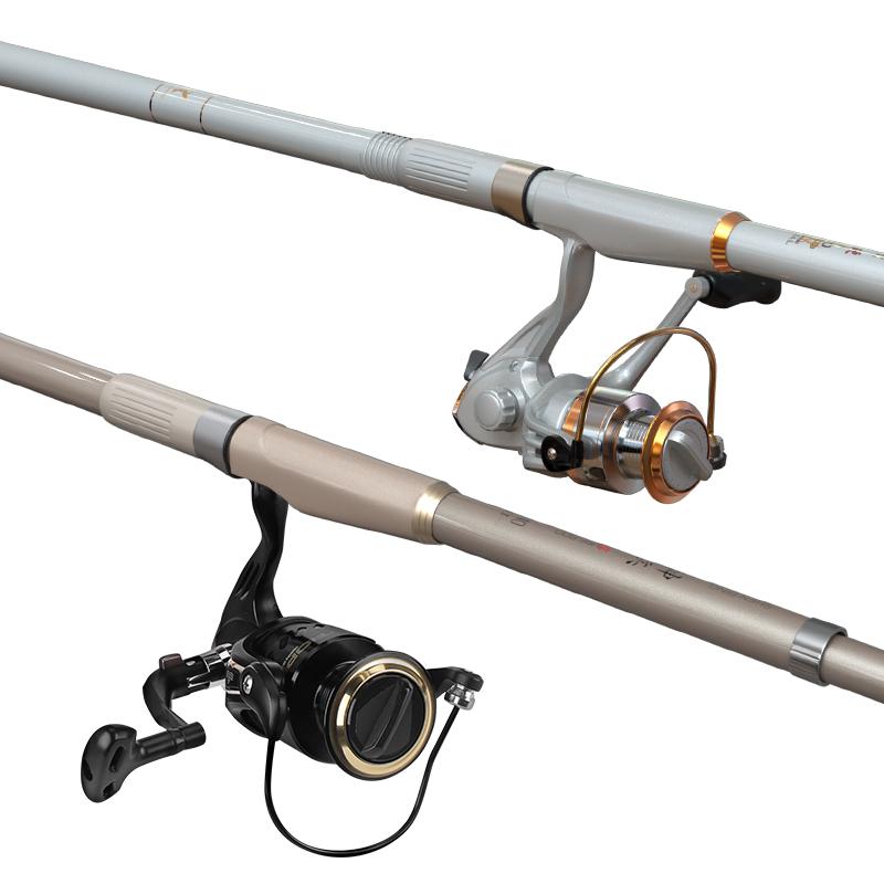 汉鼎海竿海杆小抛竿实心套装全套远投竿超硬海钓鱼竿甩杆特价神兵